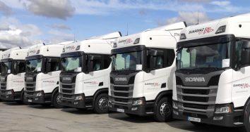 Camiones Suardiaz TET