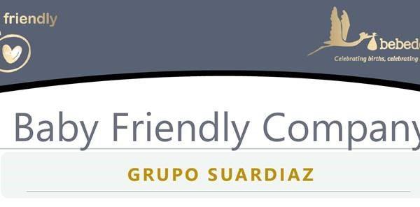 Diploma bronce Suardiaz Group