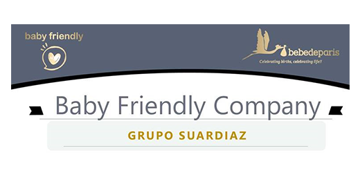 Suardiaz Group Compañía Baby Friendly