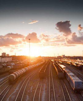 Suardiaz Rail services